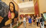 Mona Lisa - K11 Mall, Hong Kong -